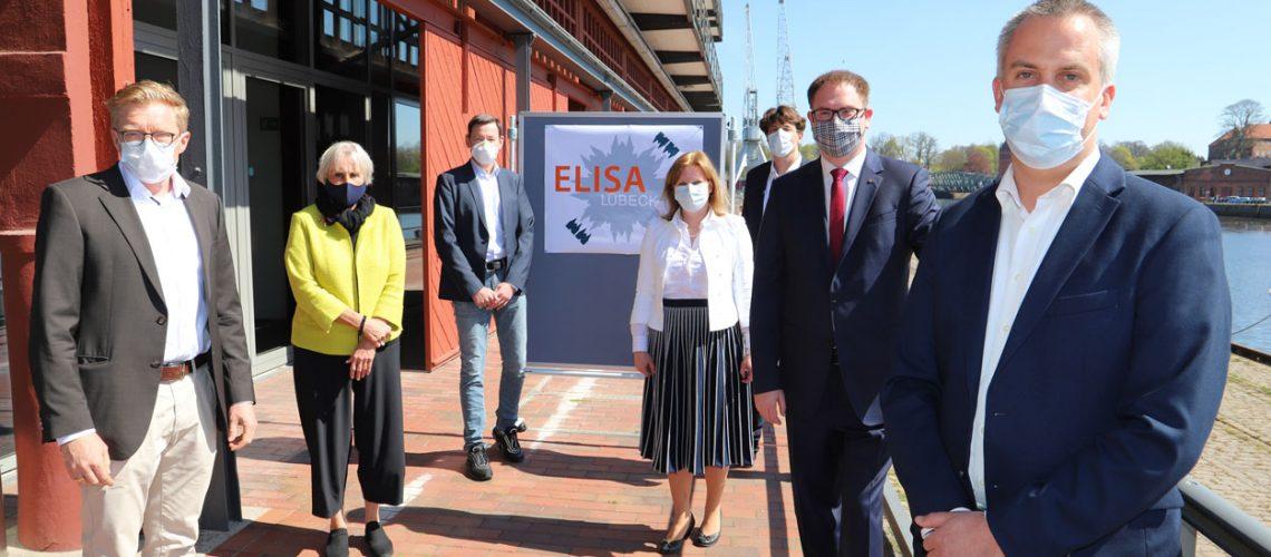 Elisa_Startschuss
